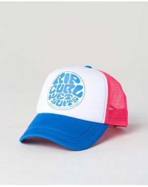 WETTIE TRUCKA CAP - ROYAL BLUE