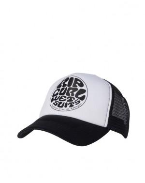 WETTIE TRUCKA CAP - BLACK