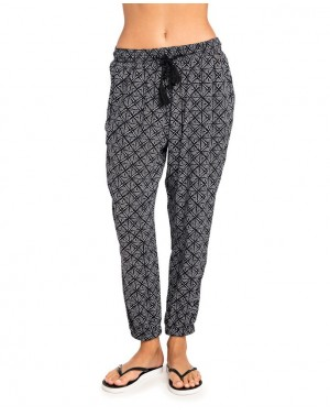 LOST COAST PANT - BLACK