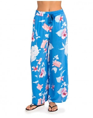 INFUSION FLOWER PANTS -...